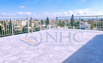 Stunning 3 bedroom penthouse apartment Paphos